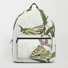 Cultivating my mind garden Backpack