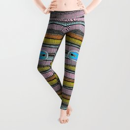 Not Whaling / Imperfect Lines Leggings