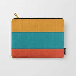 Vintage Retro 80's and 90's Pattern Carry-All Pouch