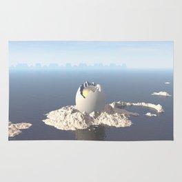 Egg Island Rug