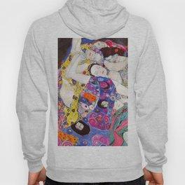 """Gustav Klimt """"Die Jungfrauen (The Virgins)"""" Hoody"""