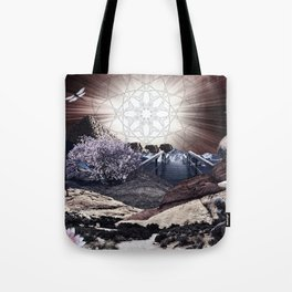 CREATURE OF THE UNIVERSE Tote Bag