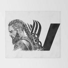 Ragnar Throw Blanket