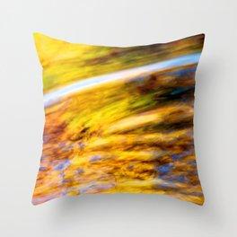 Sun Flair Throw Pillow