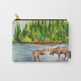 Isle Royale National Park Carry-All Pouch
