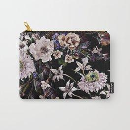 Midnight Garden VI Carry-All Pouch