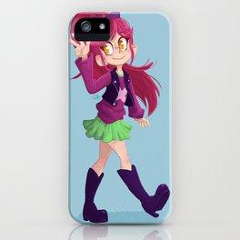 Otoshiro Seira iPhone Case