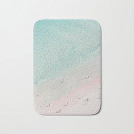 beach - summer of love III Bath Mat