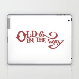 Old & In The Way - JerryGarcia Laptop & iPad Skin