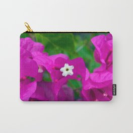 PURPLEWHITE Carry-All Pouch