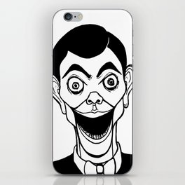 Night of the Living Dummy iPhone Skin