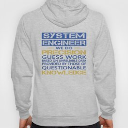SYSTEM ENGINEER Hoody