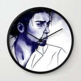 Bun2 Wall Clock