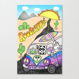 Roadtrippin' Canvas Print