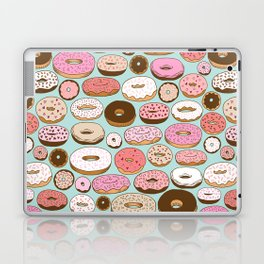 Donut Wonderland Laptop & iPad Skin