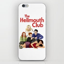 The Hellmouth Club iPhone Skin