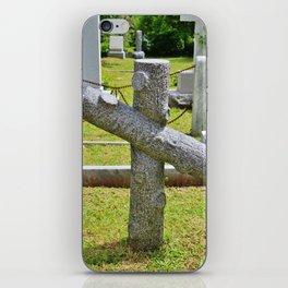 Cross Of Nance iPhone Skin