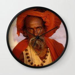 Sadhu Wall Clock
