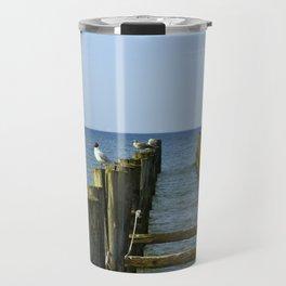 Pilings Travel Mug