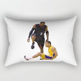 finals nba 2001 Rectangular Pillow