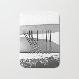 Architecture Lines Bath Mat