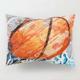 Modern basketball art 3 Pillow Sham