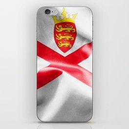 Jersey Flag iPhone Skin