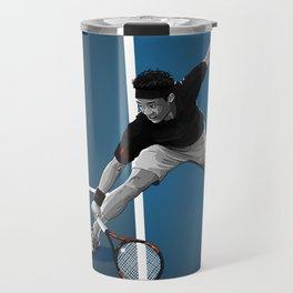 Kei Nishikori Travel Mug