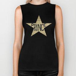 Prince First Avenue Star Biker Tank