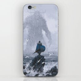 Duel iPhone Skin