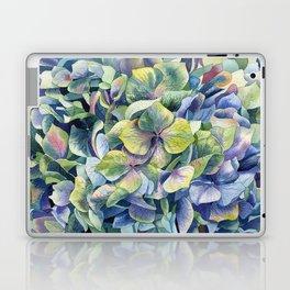 """Forest hydrangea"" Laptop & iPad Skin"