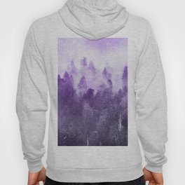 Ultra Violet Adventure Forest Hoody