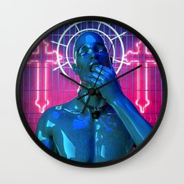 Latex Lover Wall Clock