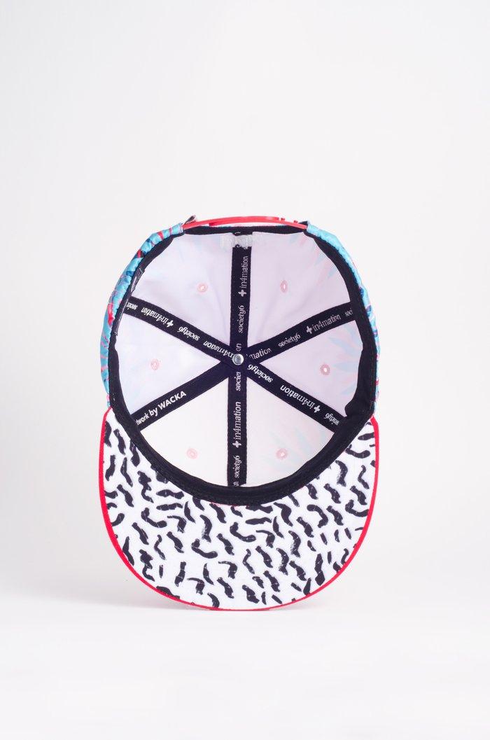 Snapback Hat: Wacka (in4mation x Society6) Editions