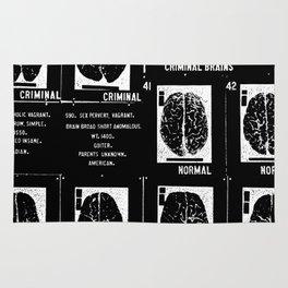 Criminal Brains Rug