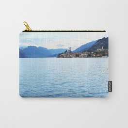 Lake Garda Sunset Carry-All Pouch
