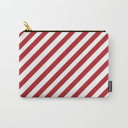 Candy Cane - Christmas Illustration Carry-All Pouch