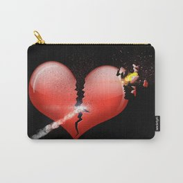 Heartbomb Carry-All Pouch
