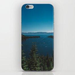 Lake Tahoe VI iPhone Skin