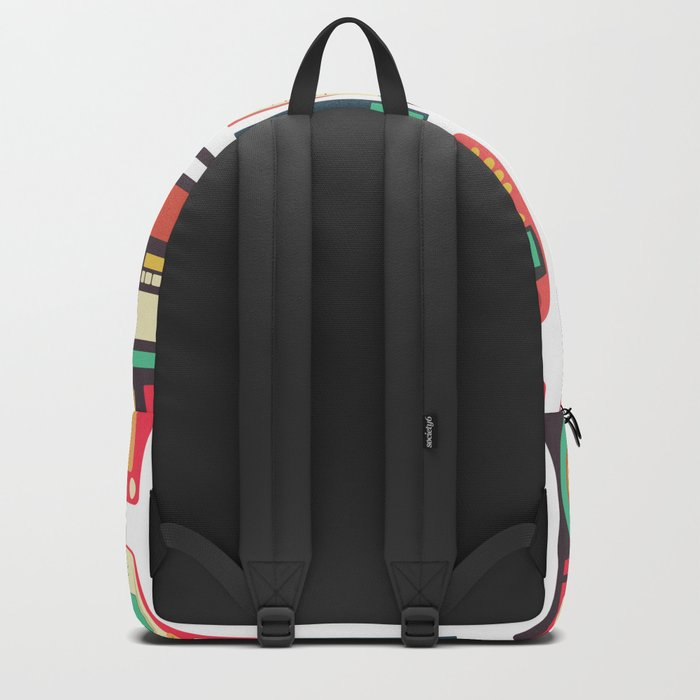 RETRO TECHNOLOGY 1.0 Backpack