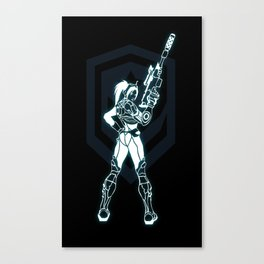 Locked and Loaded Canvas Print