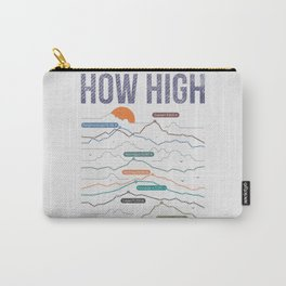 how high Carry-All Pouch