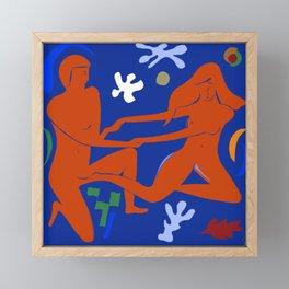 Closeness Framed Mini Art Print