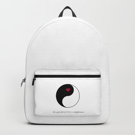 Stubborn Love Backpack