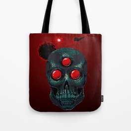 Horror From Beyond Time and Spaaaaaaace! Tote Bag