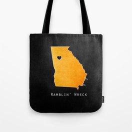 Ramblin' Wreck Tote Bag