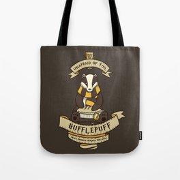 Unafraid of Toil Tote Bag