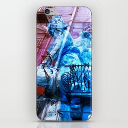 City of Angels - Palermo - Sicily iPhone Skin