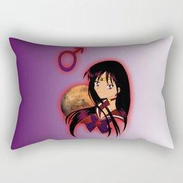 Sailor Mars 2.0 Rectangular Pillow
