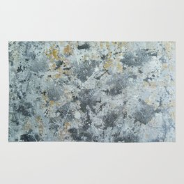 Abstract painting 100 Rug